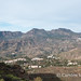 Gran Canaria landscape - probably Temisas in the distance