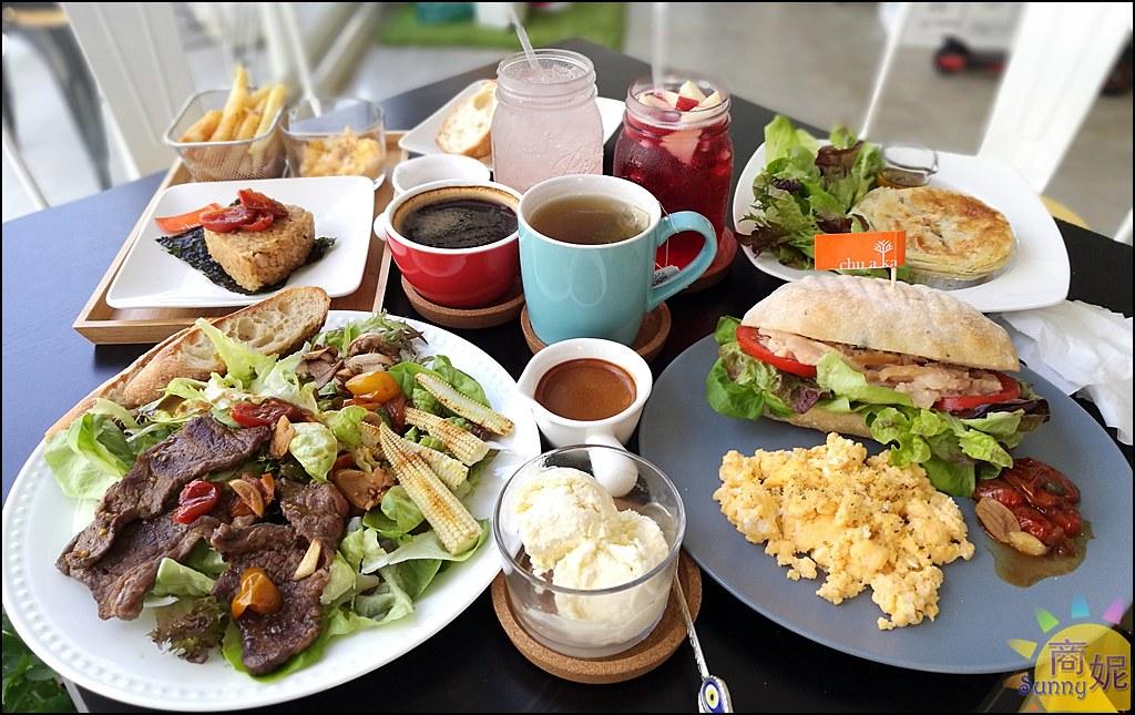 台中南區澳洲早午餐。Chu a ka 滑步車咖啡館。台中唯一針對孩童設計戶外滑步車場地 小孩放電大人放鬆最佳去處