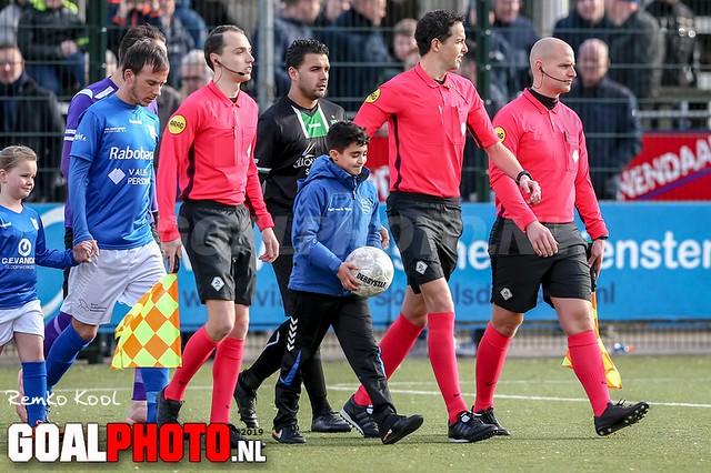 GVVV - Scheveningen 09-02-2019