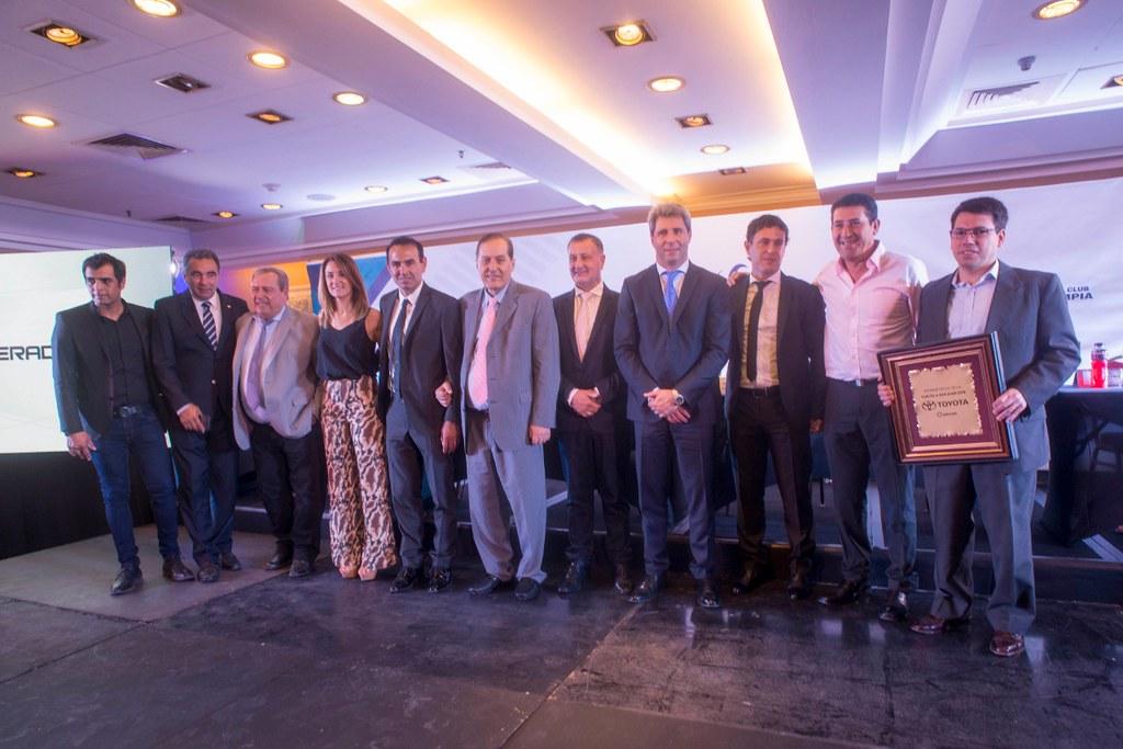 2018-12-05 PRENSA: Presentación de la 37 vuelta a San Juan..