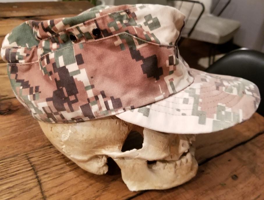 Jordan -  KA2 Camouflage Pattern Field Cap 46292240041_f23508ac02_o
