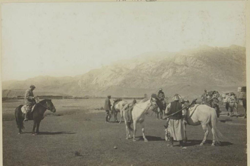 Альбом миссии Буйана де Лакоста в 1909 году в Монголии. Часть 3
