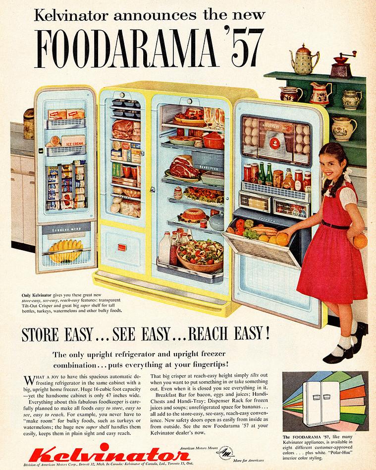 Kelvinator 1957