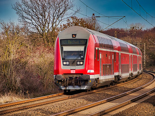 RE1 to Aachen
