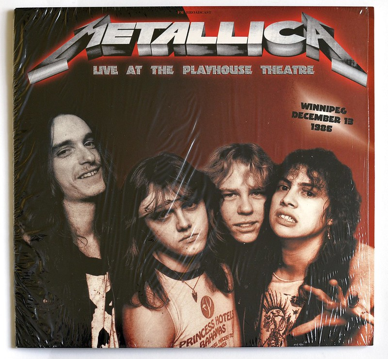 A0347 Metallica Live at the Playhouse Theatre