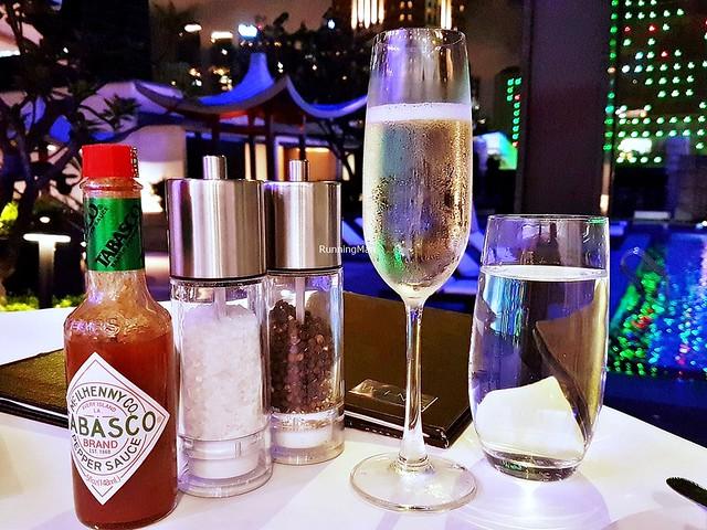 Prosecco & Condiments
