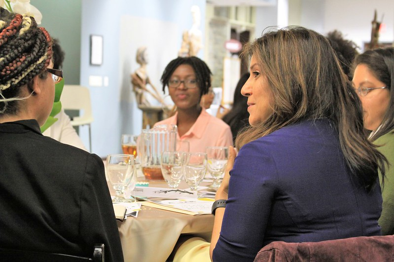 Women of Color in the Workplace Dinner & Dialogue