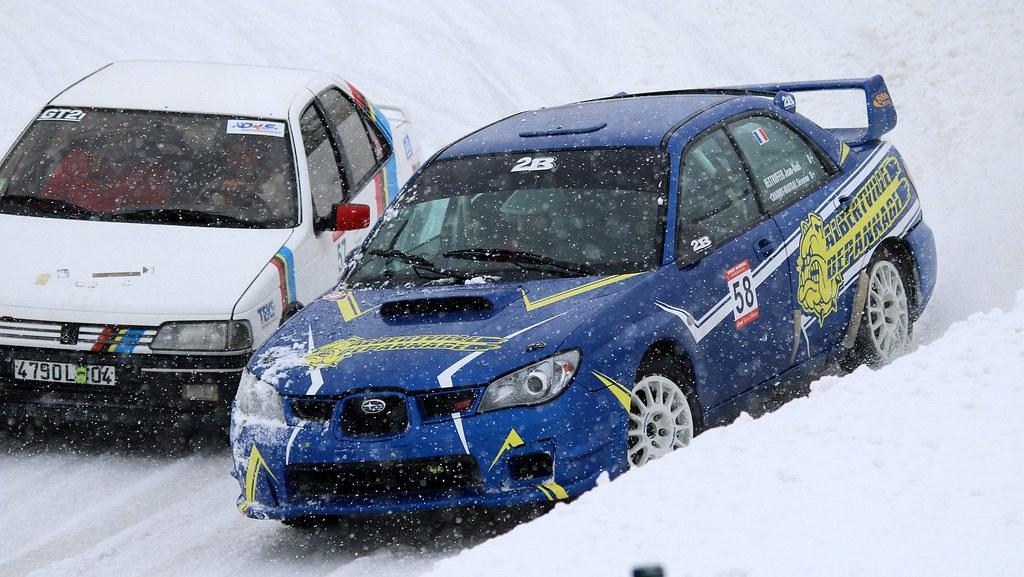 Sprint hivernal , Serre-Chevalier fév. 2019 46927779572_f20e3fd741_b