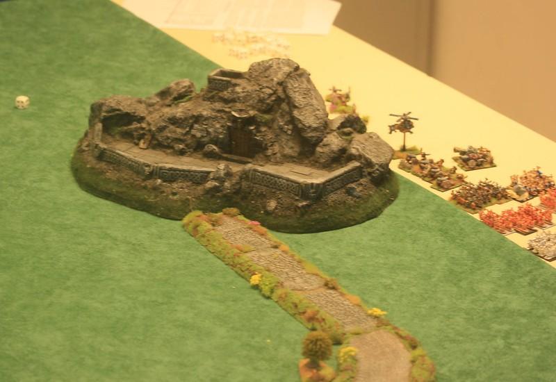 [1805 - Elfes Noirs vs Nains] Assaut sur Karak-Gramutt 46970926942_42179ec642_c