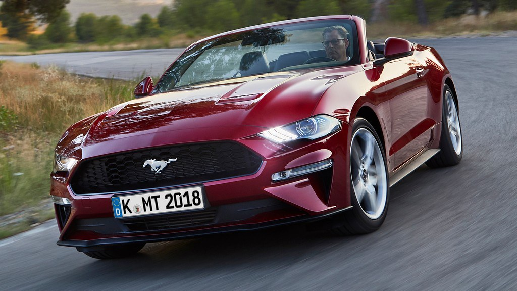Ford_Mustang Convertible