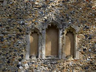 three niches