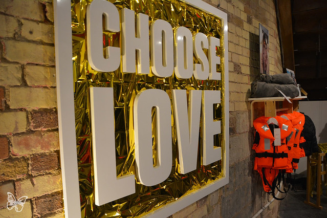 Choose Love - Help Refugees