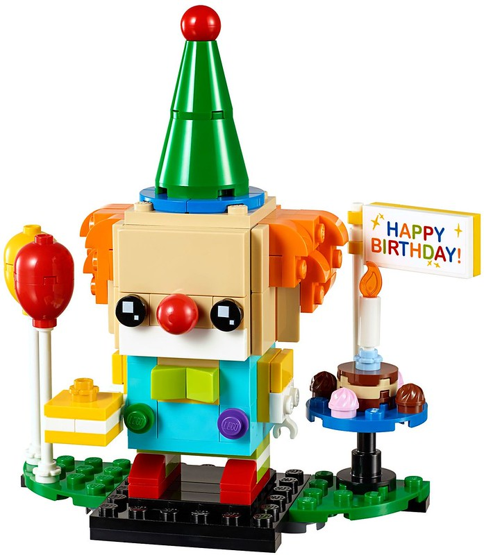 Birthday Clown (40348) 02