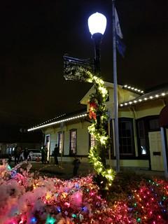 2018 Lights on Santa Fe