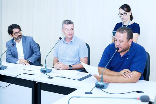 43ª Reunião Ordinária -  Comissão de Meio Ambiente e Política Urbana