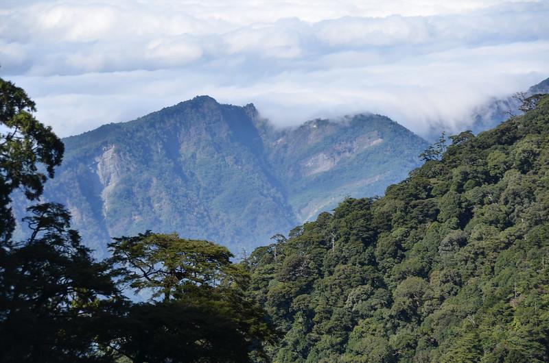 船型山林道4.4K俯瞰大克山