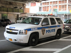 Port Authority PD Chevy Tahoe
