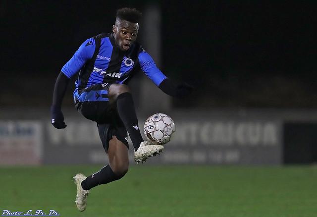 Beloften Club Brugge - Beloften AA Gent