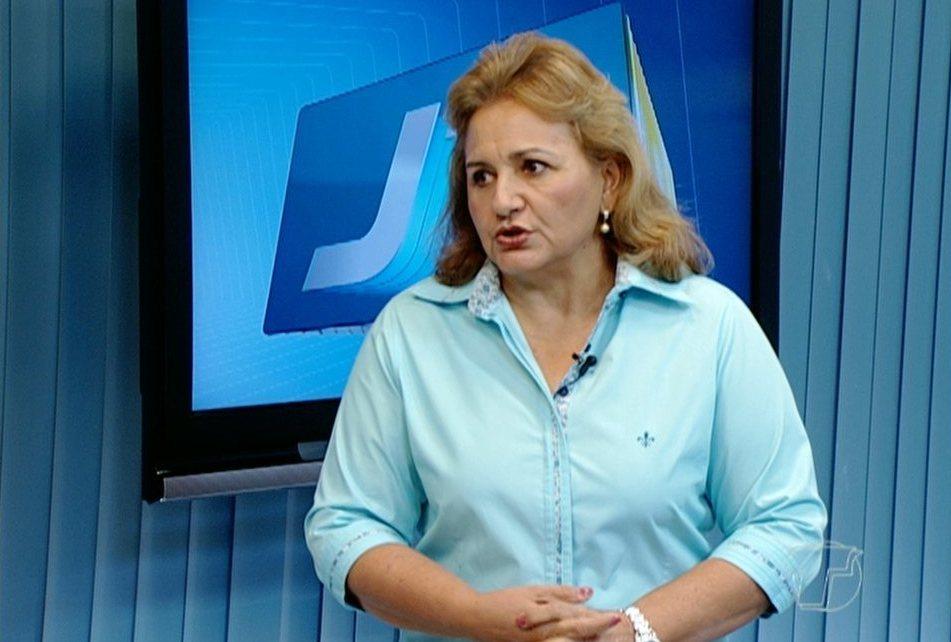 Justiça mantém diretora de TV como inventariante do espólio de Joaquim Pereira, vania maia TV