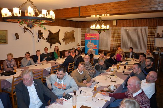 Kreisparteitag am 1. Februar 2019 in Monschau