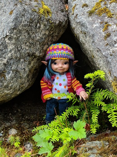 a realfee sized cave