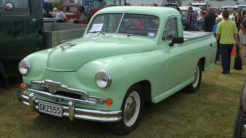 1954 Standard Vangaurd Ute.