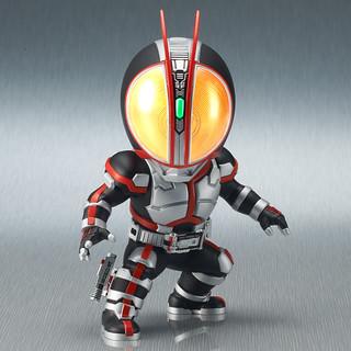 Q版擬真系列《假面騎士555》假面騎士Faiz!デフォリアル 仮面ライダーファイズ