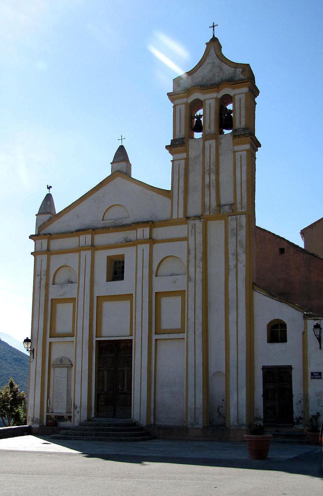 Eglise Tralonca