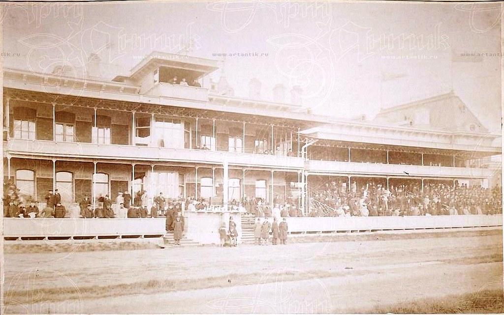 1895. С.Петербург. Ипподром и Беговая беседка (1)