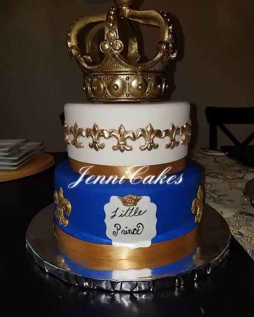 Cake by JenniCakes