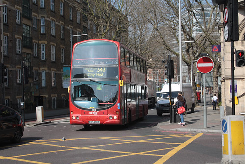 Abellio London 9010 BX54DHZ