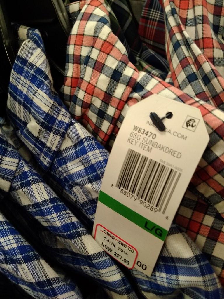 Nautica shirt $18.9
