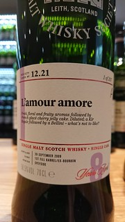 SMWS 12.21 - L'amour amore