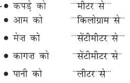 NCERT Solutions for Class 2 Hindi Chapter 7 मेरी किताब 3