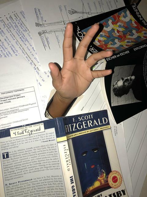 Drowning in Homework