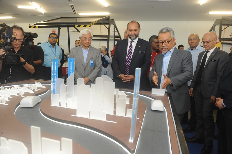 Celcom Rasmi Pejabat Korporat Baharu @Celcom