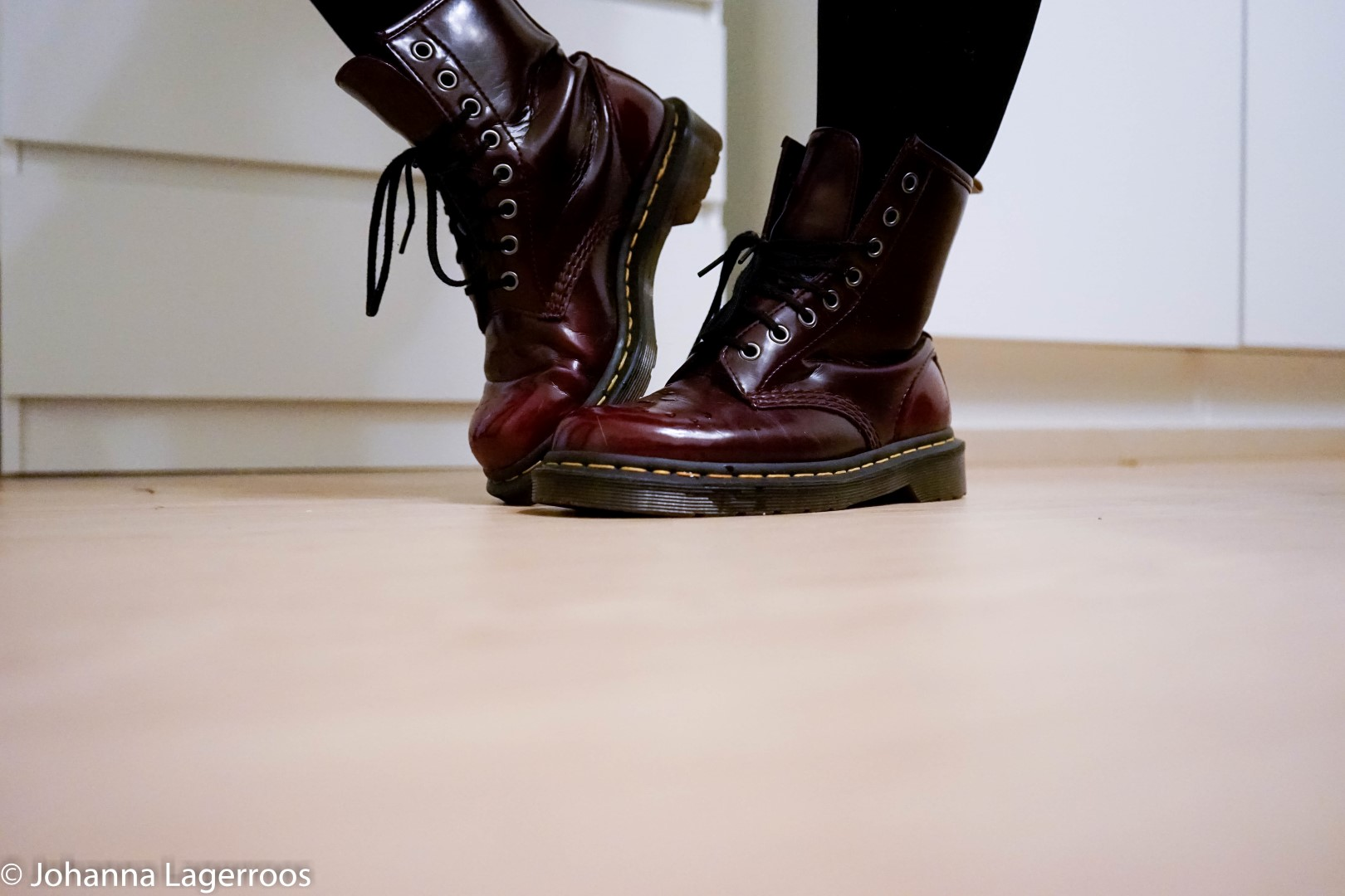 dr martens vegan leather