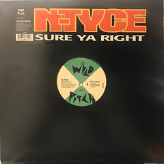 N-TYCE:SURE YA RIGHT(JACKET A)