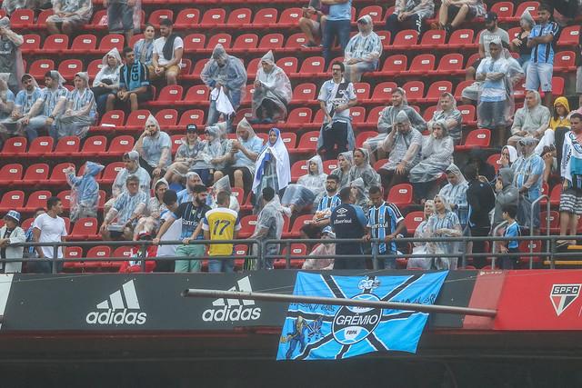 São Paulo x Grêmio 15/11/18