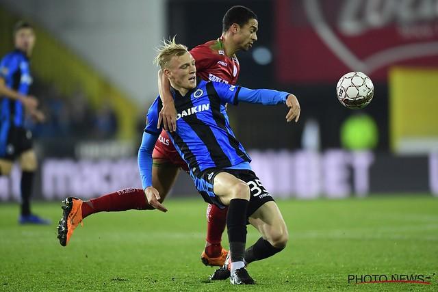 Club Brugge - Zulte Waregem 23-11-2018
