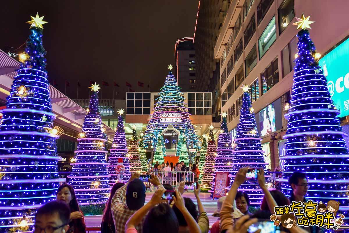 香港聖誕節 尖沙咀海港城聖誕裝飾-48