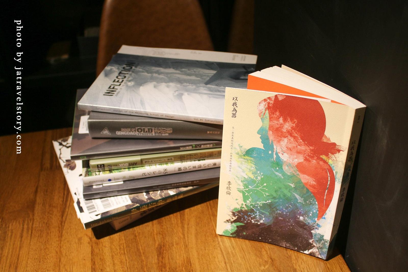 【文學分享】以我為器 入圍台灣文學獎散文金典獎的散文集 @J&A的旅行