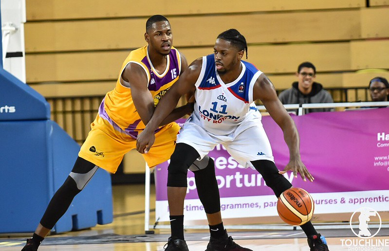 London Lions v. London City Royals