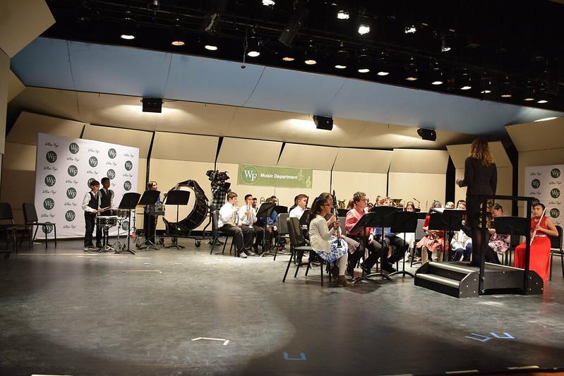 Nathaniel Woodhull 5th Grade Band - News 12 'Sounds of the Season' 2018