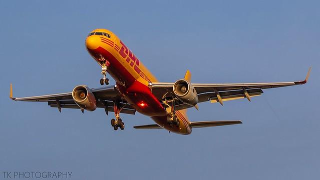 G-DHKS DHL Air Boeing 757-223(PCF)(WL) - Cologne/Bonn Airport