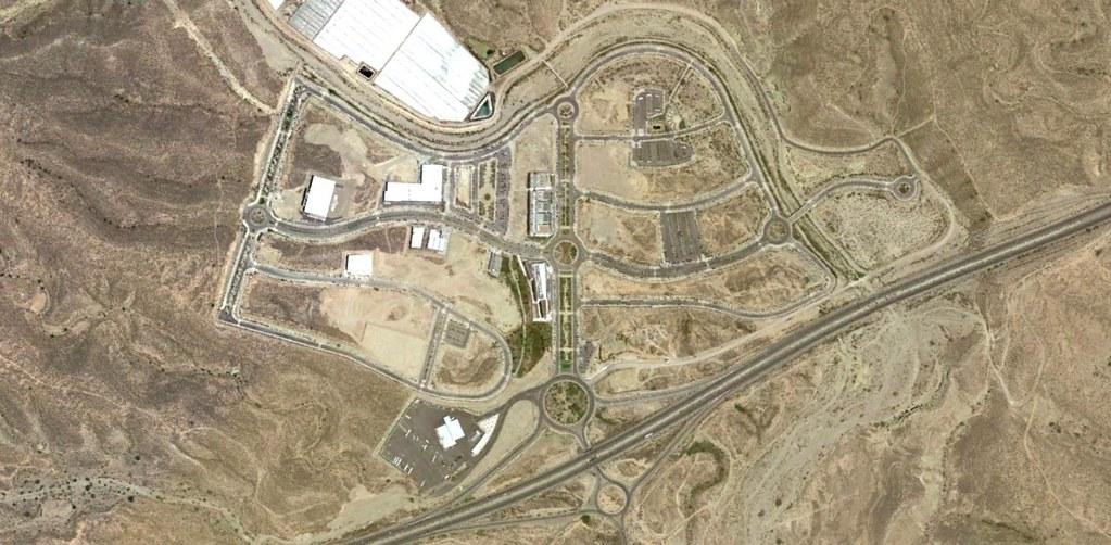 parque científico y tecnológico de almería, almería, pita almería, después, urbanismo, planeamiento, urbano, desastre, urbanístico, construcción, rotondas, carretera
