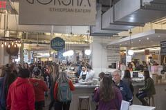 Inside Union Market, Washington, DC