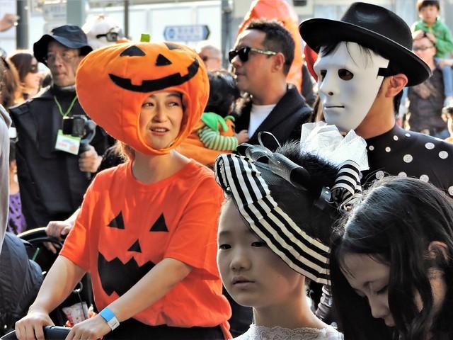 Omotesando Harajuku Hello Halloween, Nikon COOLPIX P530