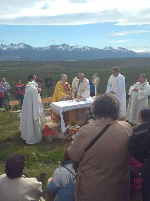 Peregrinación Virgen de la Patagonia