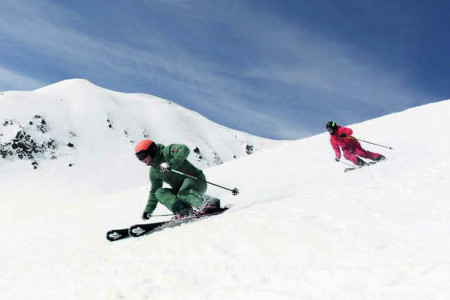 K2: lyže na sjezdovku, které málokdo vyzkouší